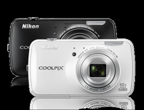 Social-Imaging-Kamera von Nikon
