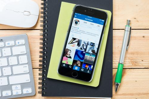Business Upgrade für Instagram