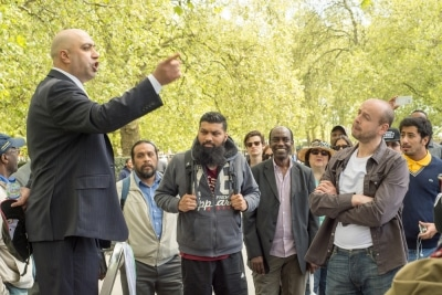Hyde Park - Speakers Corner