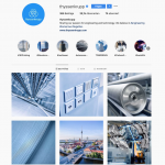 Thyssen Krupp B2B Instagram Marketing