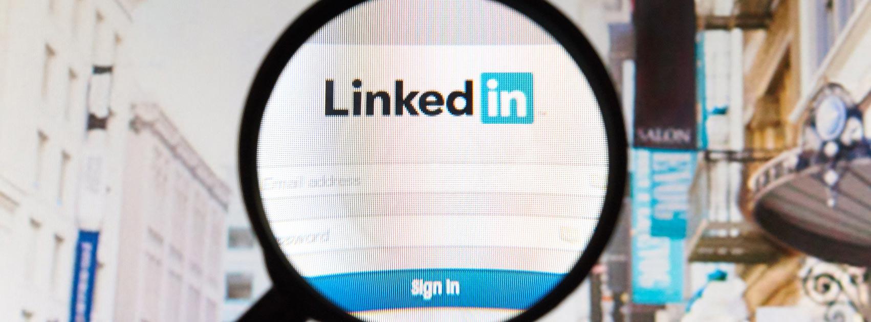 LinkedIn und seine Mitberweranalysen