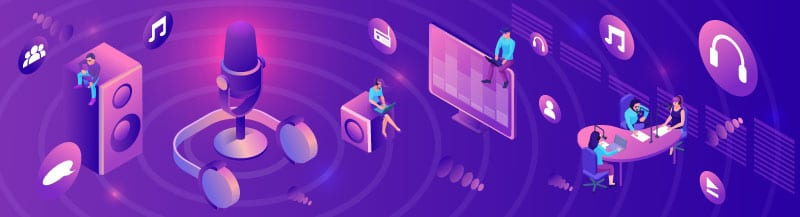 Podcasts auf Spotify gefragter denn je