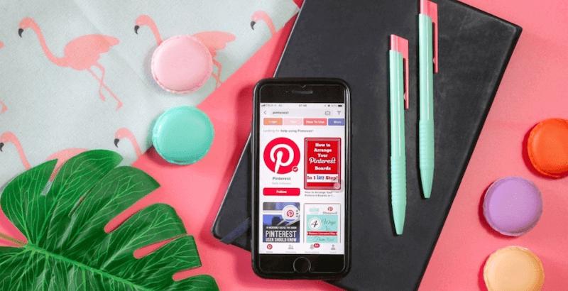 Pinterest kann mehr als nur Bilder