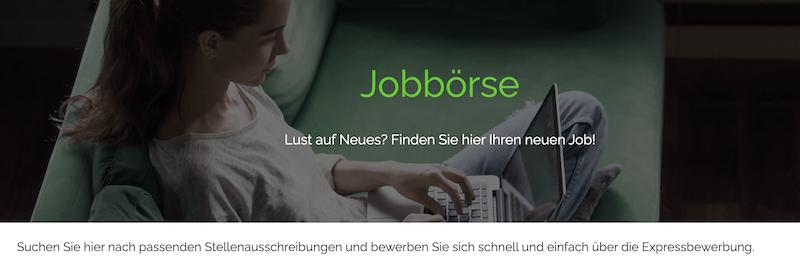 trve.jobs bietet nebenbei eine Jobbörse für Bewerber an